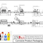 Outomatiese korrosiewe produkverpakking