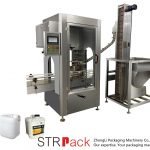 Plastiek Jerry Can Capping Machine