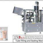SFS-100 plastiekbuisvul- en verseëlingmasjien