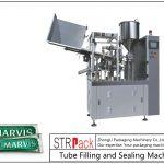 SFS-60 plastiekbuisvul- en verseëlingmasjien