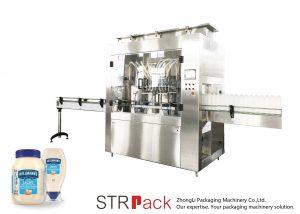 STRRP Rotor Pump Vulmasjien
